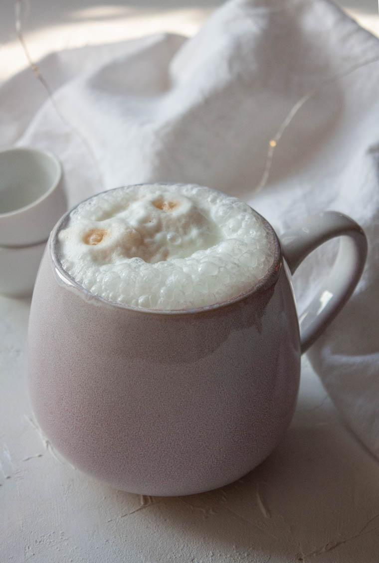 Piernikowe cappuccino