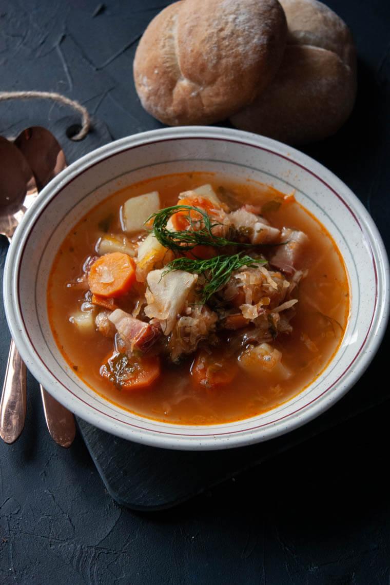 Zupa kwaśnica