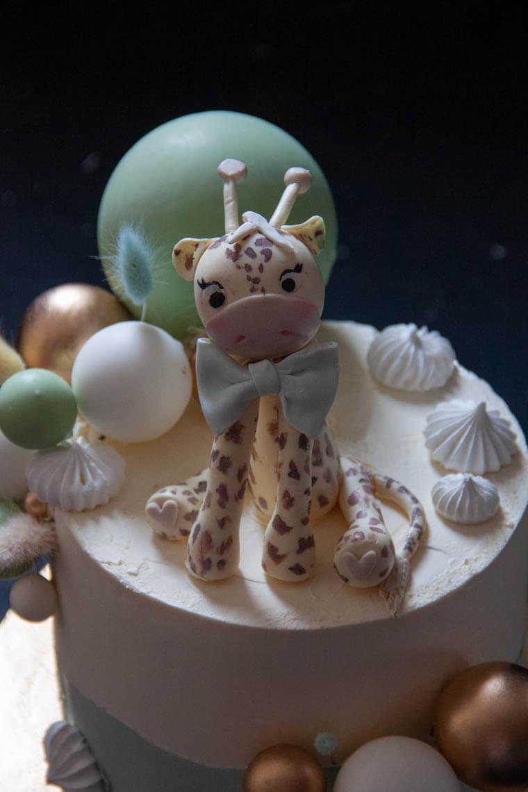 Tort żyrafa